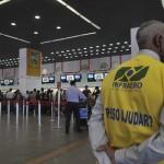 85% do aeroportos em situação crítica