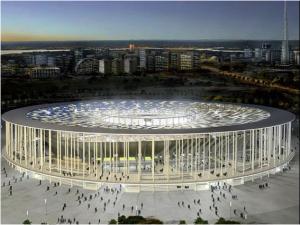 Mané Garrincha - uma das sedes da Copa de 2014