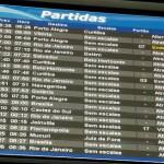 Partidas de voos