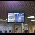 Feriado aeroporto brasilia